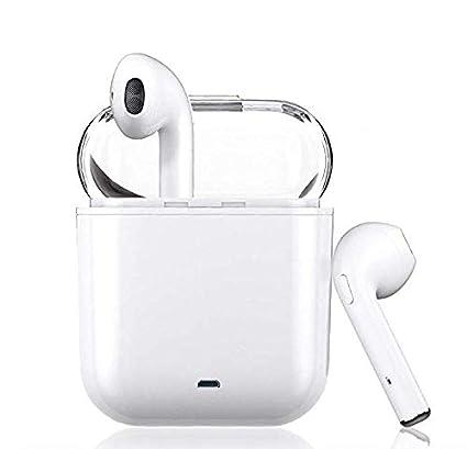 Auriculares inalámbricos,audífonos Bluetooth Estéreo con micrófono Mini audífonos en la oreja Auriculares Auriculares A
