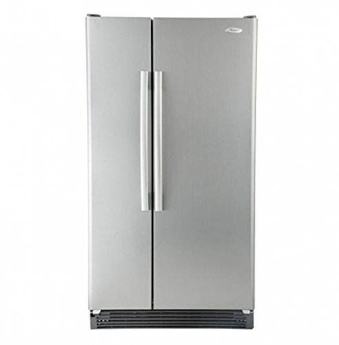 Whirlpool 6ED2FHKXVA 23 cu. ft. Side-by-Side Refrigerator 220-240 Volts 50Hz Export Only