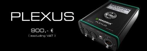 MADRIX PLEXUS USB DMX Stand Alone 1024 Ethernet Interface & Software IA-DMX-001005 by Madrix
