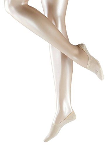 Falke Womens Step Invisible Sneaker Socks - Cream - (Falke Sneakers)