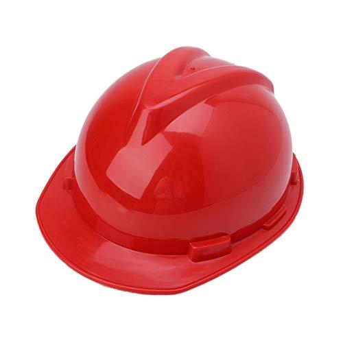 A-Z Casco de Seguridad Casco de Trabajo con arnés de 6 Puntos ...