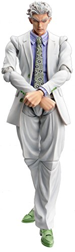 Medicos JoJo's Bizarre Adventure: Part 4--Diamond is Unbreakable: Yoshikage Kira Super Action Statue (Released)