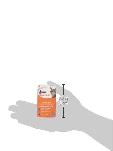 Ceva Animal Health Feliway Cystease 30 Tabs 43163: Amazon.es: Productos para mascotas