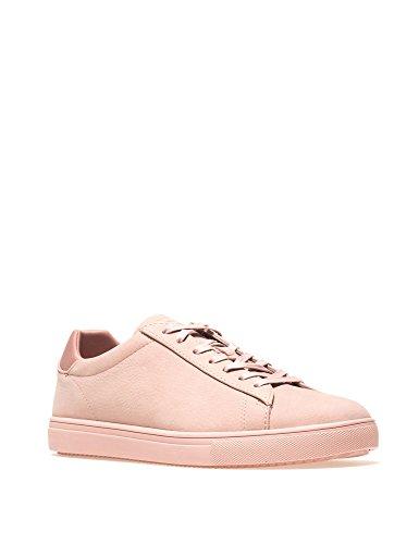 Clae Bradley Herren Sneaker Grau Pink
