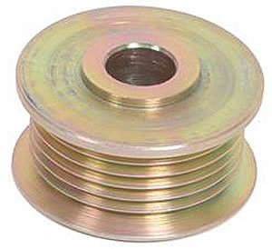 overdrive alternator pulley - 5