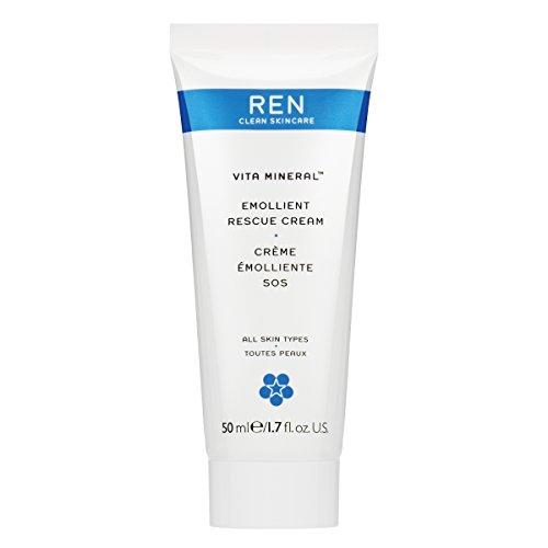 (REN Vita Mineral Emollient Rescue Cream, 1.7 Ounce)