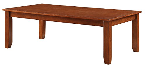 ACME Maine Cherry Coffee End Table Set 3 Piece