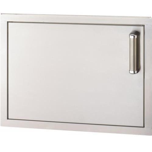 Fire Magic Premium Flush Mounted 18 in. Single Access Door (Left Hinge - Single Hinge Door Access