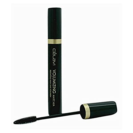 Amazon.com : Celavi Maximum Volume Full Impact Long Lasting Mascara 0.3Fl.Oz/15ML Black : Beauty