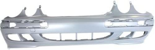 Bumper Trim For 2000-2003 Mercedes Benz E320 210 Chassis Sedans side molding
