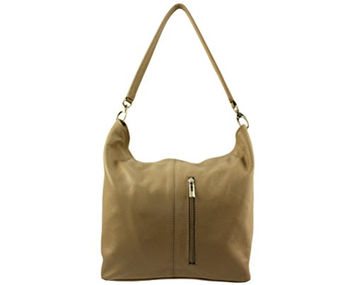 Femme sac Femme Chloly De sac Coloris Main Cuir Sac Even Plusieurs Sac Foncé cuir Pour A Marron sac sac ZxZSw0q8
