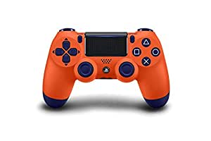 Sony Playstation 4 DualShock 4 Wireless Controller - Sunset Orange