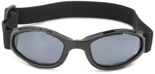62b044724ec Bobster Crossfire Small Folding Goggles with Anti-fog Lens Clear Lens One  Size Black Frame Clear Lens  Amazon.com.au  Fashion