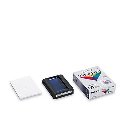 Sony Standard Print Pack - Kit para impresoras (50 hojas, 8-1/2