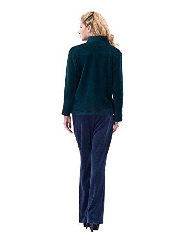 Mujer Para Chaqueta Raikou Verde Oscuro qU8nEEW
