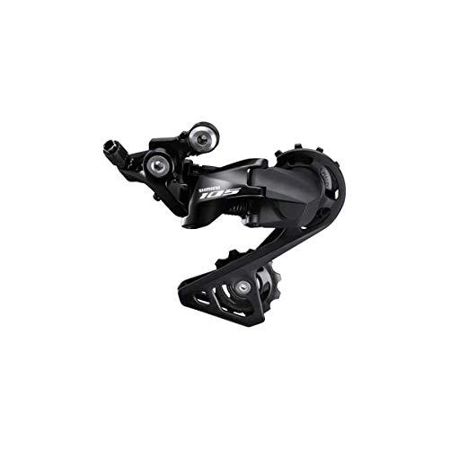 SHIMANO 105 R7000 RD-R7000 SS 11-Speed Road Bike Short Cage Shadow Rear Derailleur Black