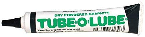Tube-O-Lube Dry Powdered Graphite - Graphite Lube