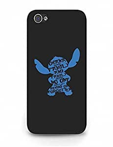 Personalized Protective Hardshell 4115936M274305533 Iphone 5 Case, Design Stitch Collection Hard Plastic Phone Case for Iphone 5S Avai Unique diy case