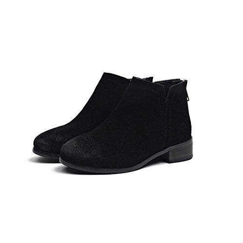 brit Boots Lady Short Scrub Estilo XIwOPqBqx