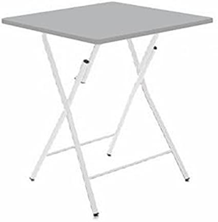 Table de Bar Pliante Noire 60 x 60 cm Five