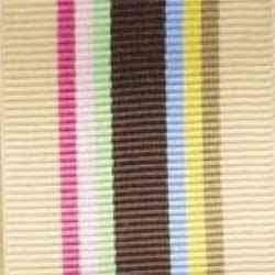 Schiff Ribbons 44274-9 Multi-Stripe 1-1/2-Inch Fabric Rib...