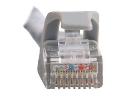 C2G NETWO UTP NETWORK PATCH ETHERNET CABLE GRAY C2G 5FT CAT6 SNAGLESS UNSHIELDED
