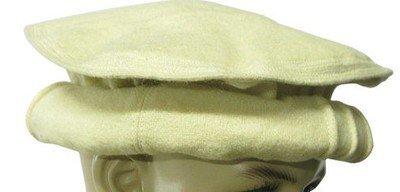 Afghan Pakol Pakul Hat Nwfp Taliban Gear Mens Tribal Head Desert Dress Gear  (White) e3698ebef3a