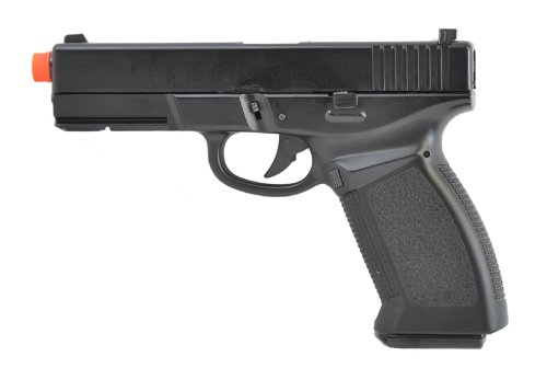 (hfc full metal gas blowback airsoft pistol hg-189(Airsoft)