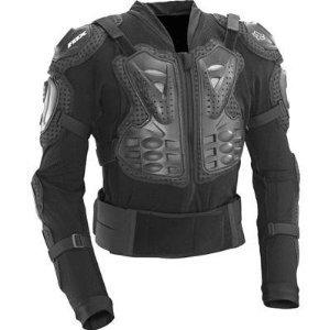 (Fox Racing Titan Sport Jackets Black 2XL)