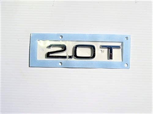 Genuine Chrome inscription AUDI A3 Cabriolet 8H0853743H2ZZ