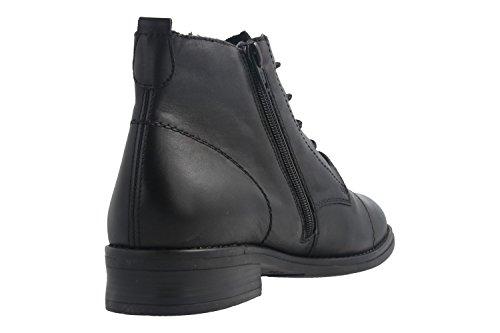 Remonte Damen Boots - Schwarz Schuhe in Übergrößen