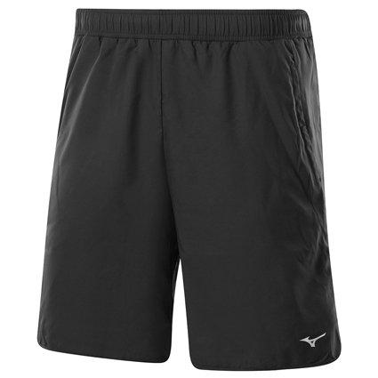 Mizuno DryLite 7.0 Square 2 In 1 Running Shorts - SS15 - Medium - Black