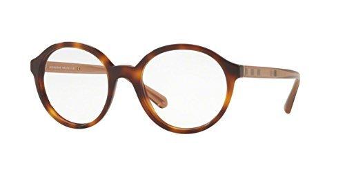 Burberry 0BE 2254 3316 51, Gafas de sol para Mujer, Marrón ...