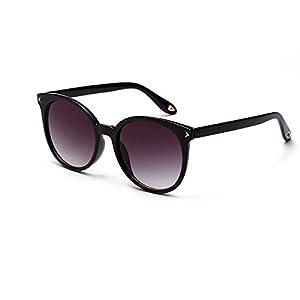FAGUMA Vintage Round Sunglasses For Women Classic Retro Designer Shades