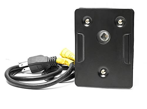 Replace parts Universal Grill Electric Replacement Rotisserie Motor 120 Volt 4 Watt On/Off Switch