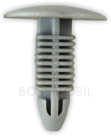BOSSMOBIL Pavimento Rivestimento Porta Attaccamento//Fissaggio Il Tappo 18 X 21 X 7 mm