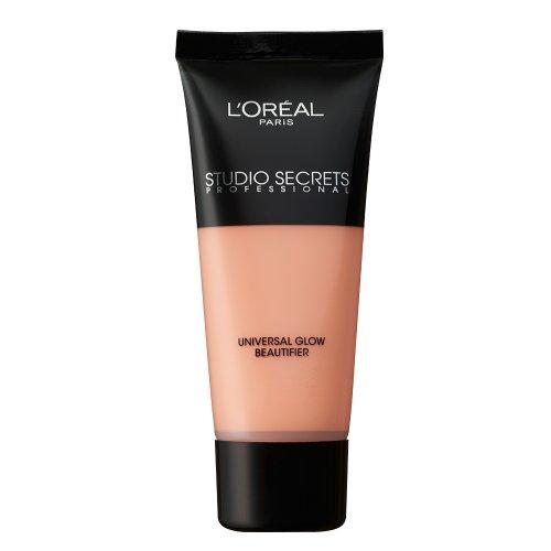L'Oréal Paris Studio Secrets Universal Glow Make-Up, 1er Pack (1 x 30 ml)