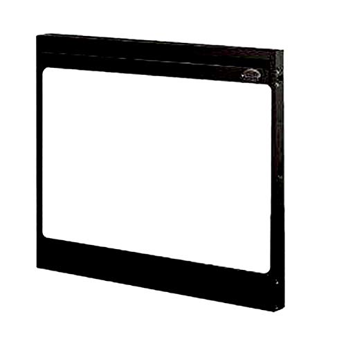 Dimplex BFSL33DOOR 33-Inch Single-Pane Tamperproof Glass Firebox Door (Enclosure Door Fireplace Glass)