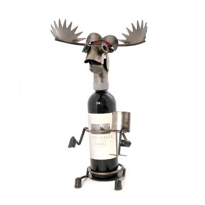 Drinking Moose Wine Holder Yardbirds Richard Kolb