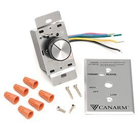 Canarm Speed Control for 4 Ceiling Fans, Model# CNFRMC5