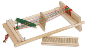 (Beka 7201 Child S 10 Weaving Loom Handcraft Product)