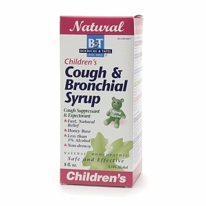 Asthma Cough Suppressant (Children's Cough & Bronchial 8 OZ)