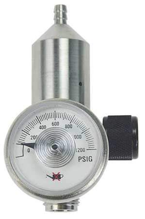 GASCO 70-1.5 Gas Cylinder Regulator,1.5Lpm from OKSLO
