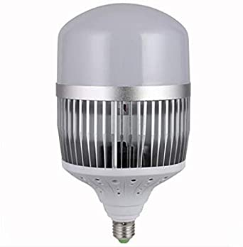 Foco LED de alta potencia de ahorro de energía bombilla Workshop Factory Building Illumination blanco luz super brillante E27 tornillo (E40), ...