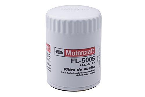 Ford FL-500-S Filter Assy - Oil (2013 Ford F 150 Ecoboost Oil Filter)