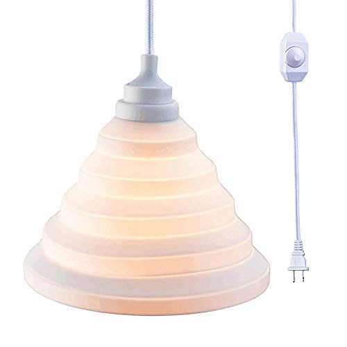 Silicone Pendant Light in US - 1