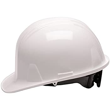 Amazon com: Safety Works 818066 Hard Hat, White: Home