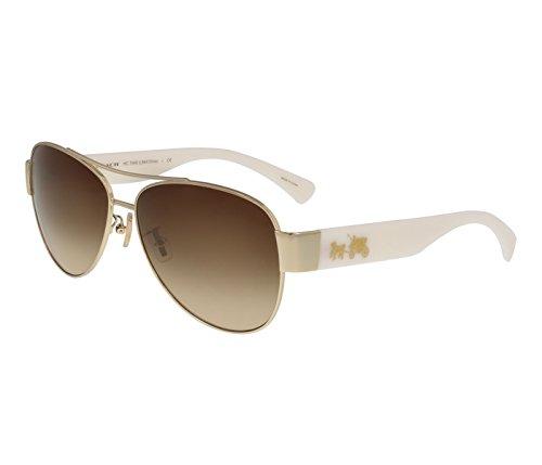COACH Womens Designer Sunglasses 58 14 135