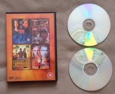 Brotherhood of Justice / Violent City / Back In Action / Good Cop Bad Cop (DVD)