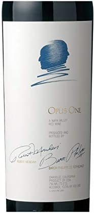 OPUS ONE 2012 75 CL NAPA VALLEY